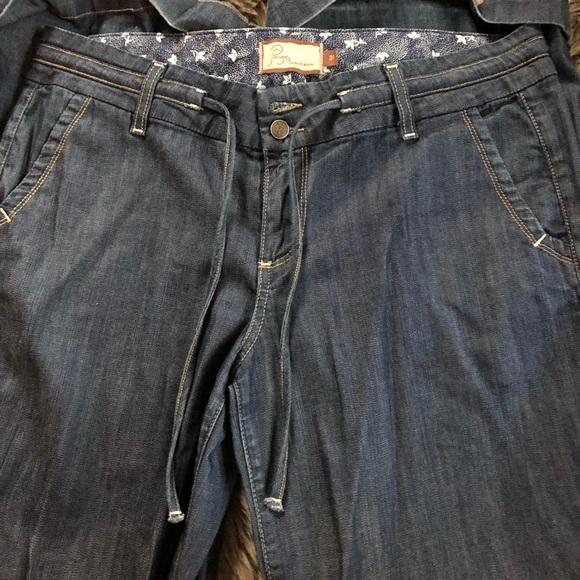 PAIGE Denim - Paige Debian Palisades wide leg jeans 👖